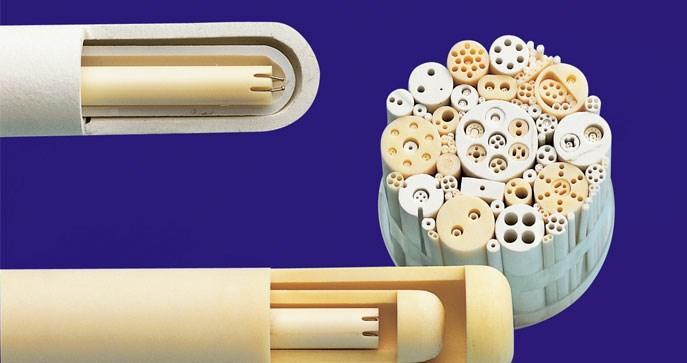 Tubes and Ceramic Electrodes - Haldenwanger Products