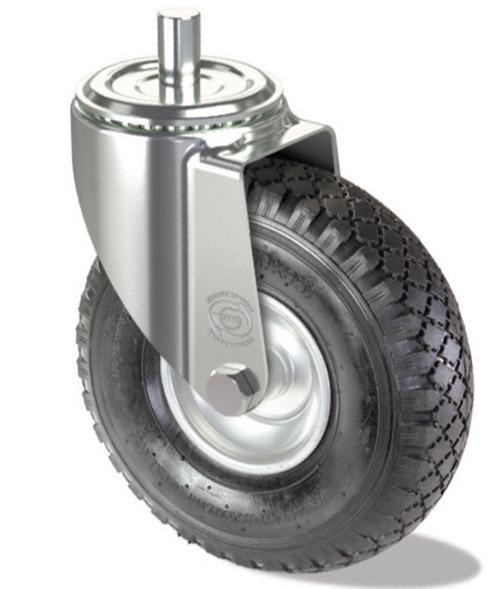 Ruota pneumatica con nucleo in lamiera stampata -