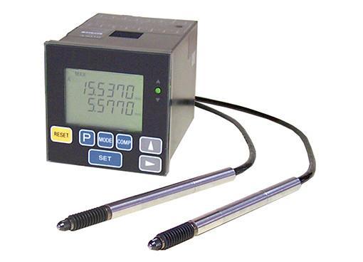 增量式位移传感器的数字指示器 - 9140 - 通用指针,数字式,紧凑型,RS-232,分类比较器,高采样率