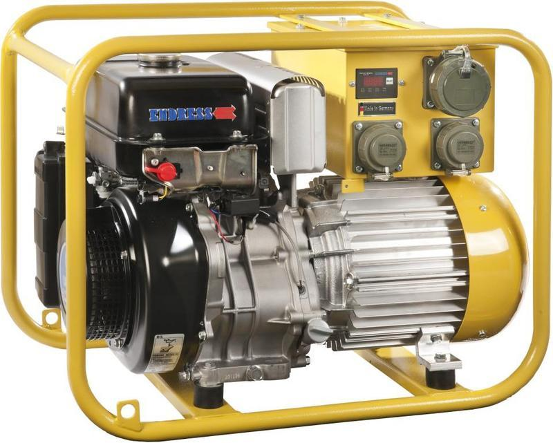 Generators for Fire & Rescue - ESE 604 DEG