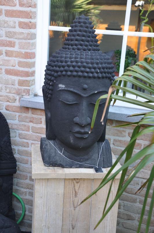 Buddha beelden outdoor - null