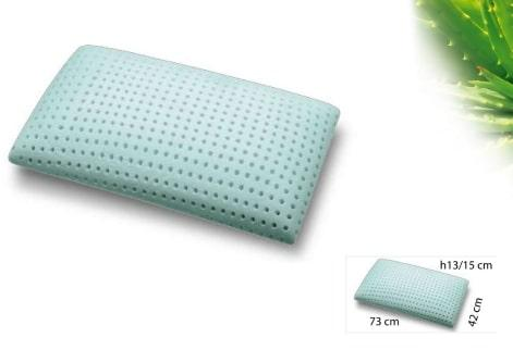 Aloe Pillow  - Aloe Pillow with passing holes