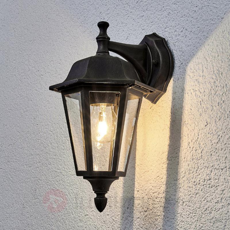 Applique d'extérieur LED Lamina aspect rouillé - Toutes les appliques d'extérieur