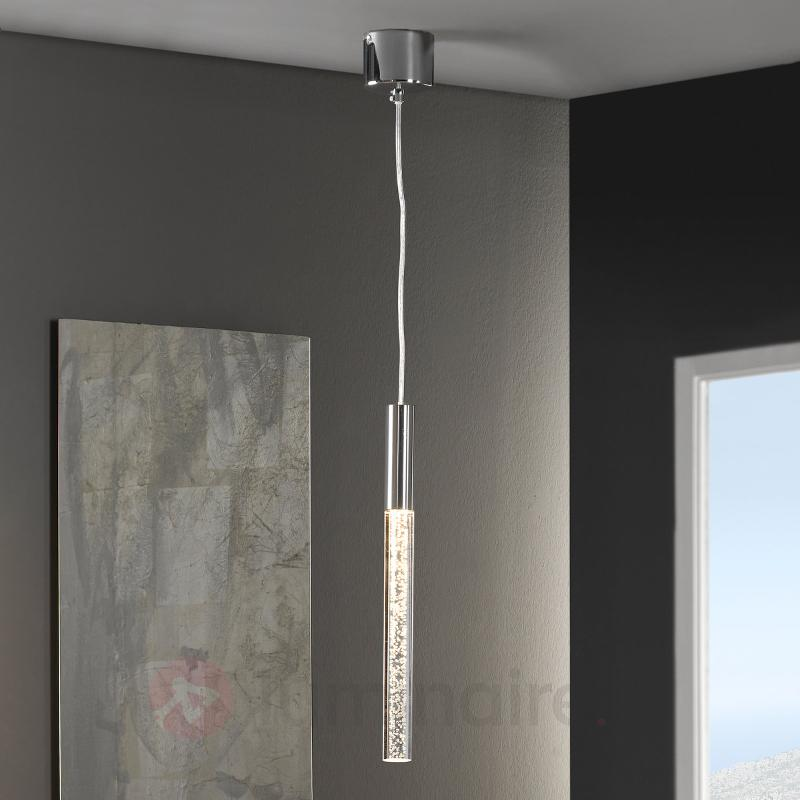 Cosmo - suspension LED fine mais tonique - Suspensions design