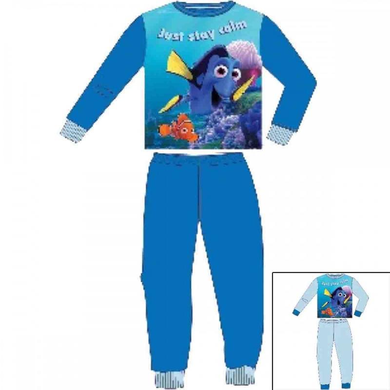 10x Pyjamas polaires Nemo du 2 au 6 ans - Pyjama