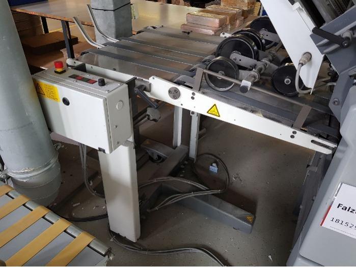 Heidelberg Stahlfolder Ti 40/44 - F - Used Machine