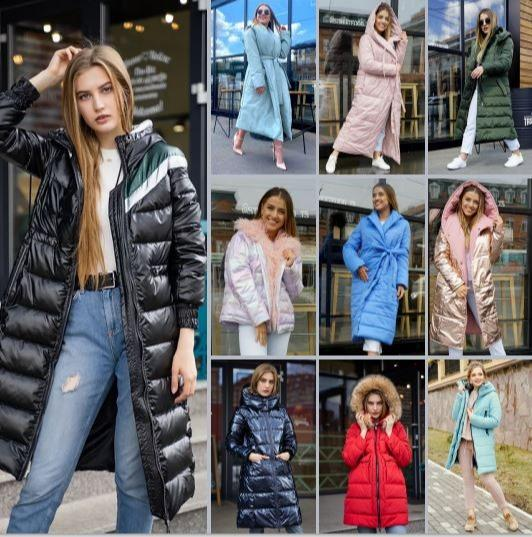 Women's outerwear wholesale from Russia - Down jackets priced from$44.