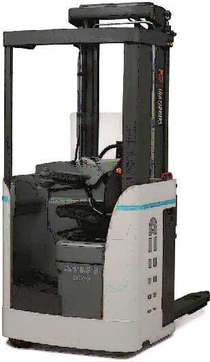 GERBEUR ELECTRIQUE PORTE DEBOUT - Type XJN 200