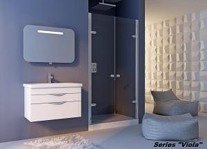 "Bathroom furniture set ""Viola"" -"