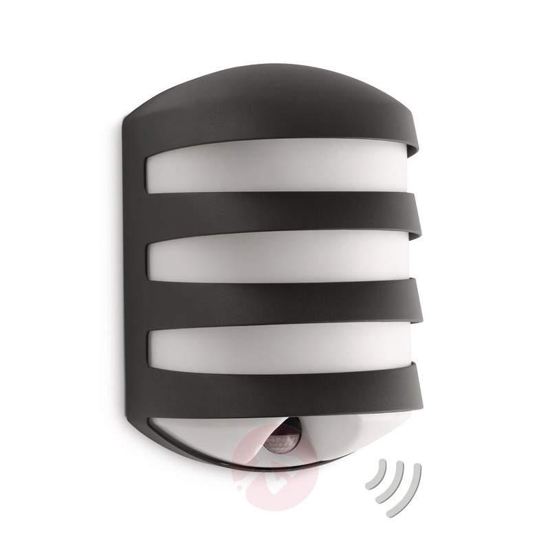 Outdoor wall light Foliage with motion detector - Wall Lights with Motion Sensor