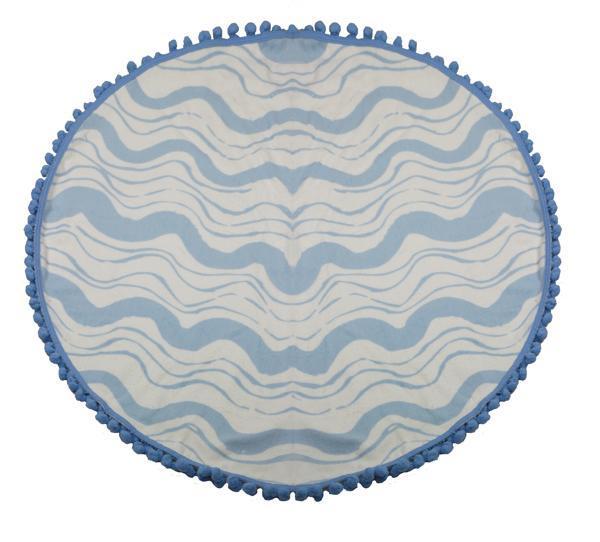 rundes Strandtuch - Strandtuch für Kinder