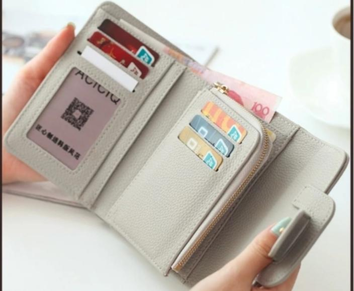 Dames portefeuille - Dames Portemonnee