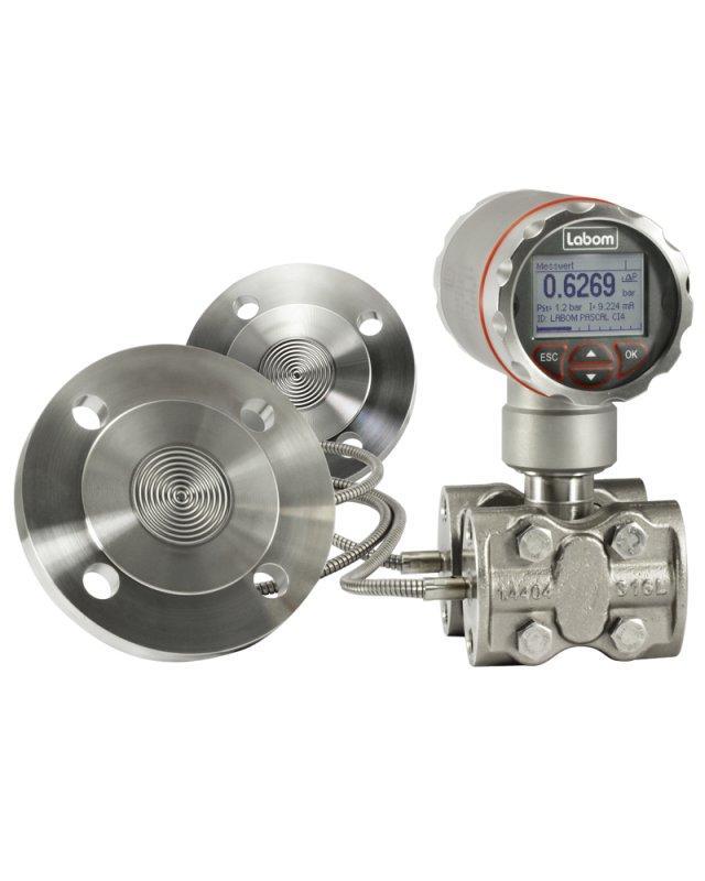 Differential pressure transmitter - Type series CI4350 - Differential pressure and level transmitter PASCAL Ci4 Delta P