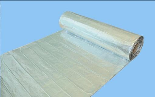ANZE Wood Warm-Foil Calefacción Mat - Alfombrilla de calefacción