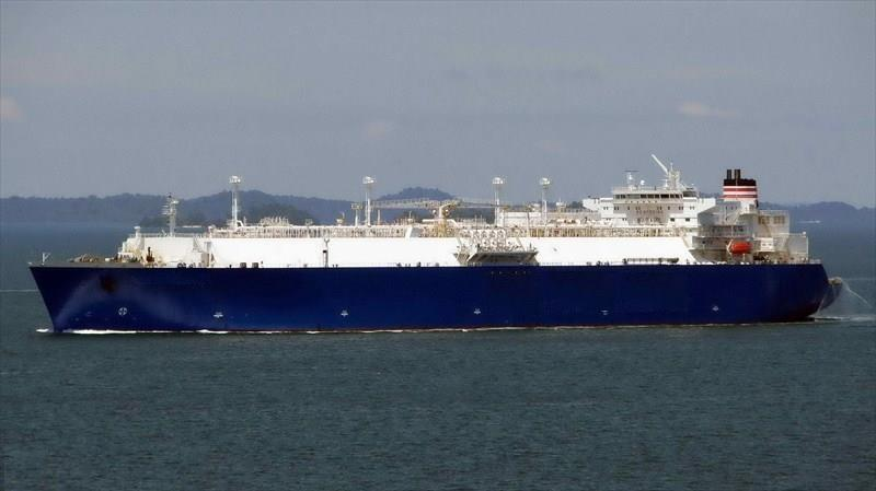 LNG GAS CARRIER for sale