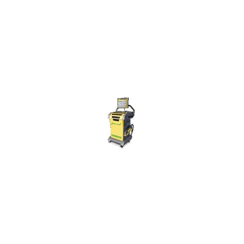 Testeur de fumée diesel Crypton - Diagnostic et émission