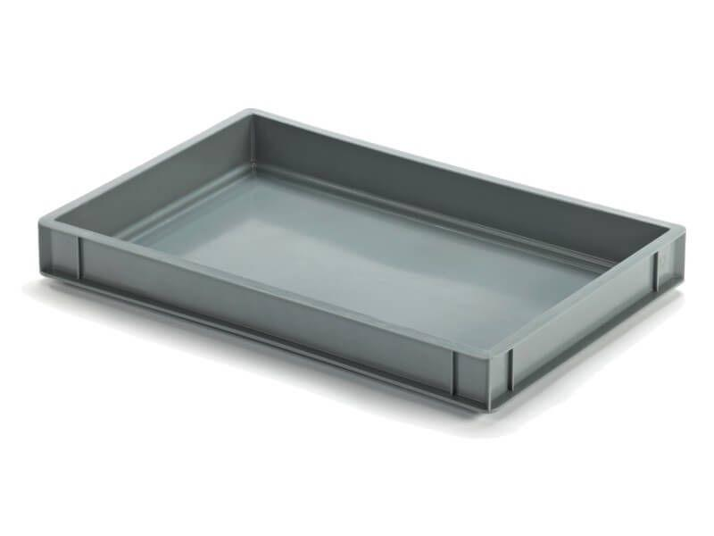 Stapelbehälter: Richess 120 - Stapelbehälter: Richess 120, 600 x 400 x 121 mm