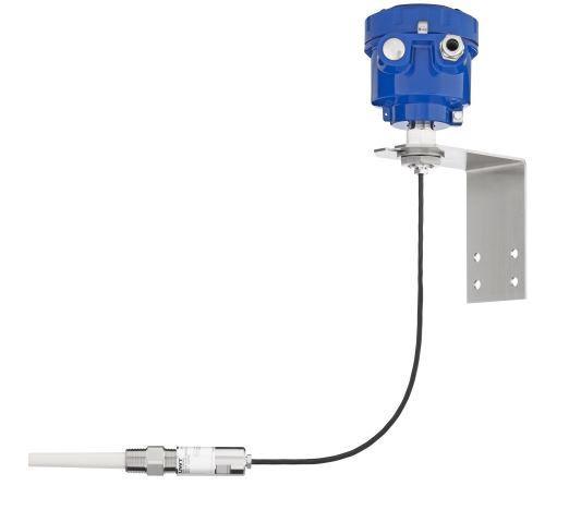 Capanivo® CN 8100- Interruptor de nivel capacitivo  - Detector de nivel lleno, vacío o intermedio