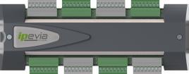 IPEVIA 3/6L - CONTRÔLE D'ACCÈS POUR PETIT ET MOYEN - Module option permettant de convertir une centrale 2 lecteurs en centrale