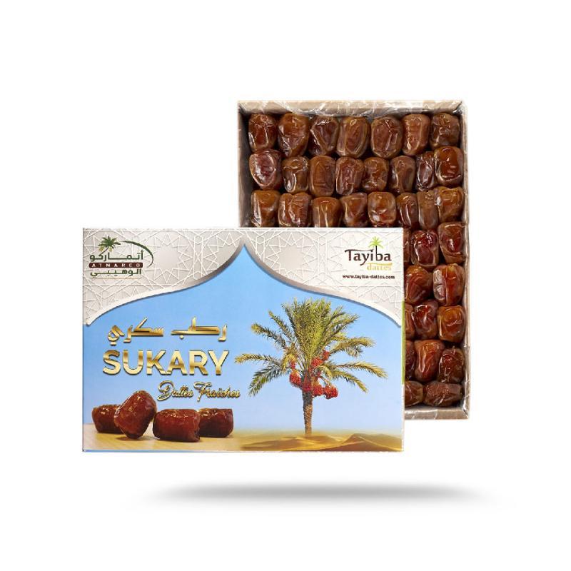 Sukary Sélection 1,5 Kg - Routab fraîche boîte cartonnée