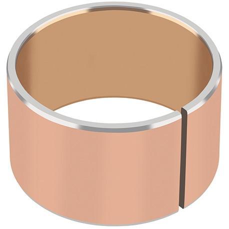 SP - Bimetal Plain Bearings