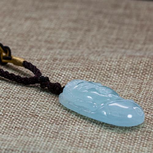 Natural Aquamarine piezas talladas Buda -