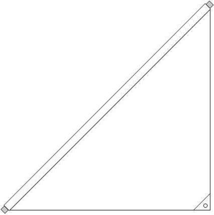 Rollos - Giebelfenster (Dreieck) Auswählen
