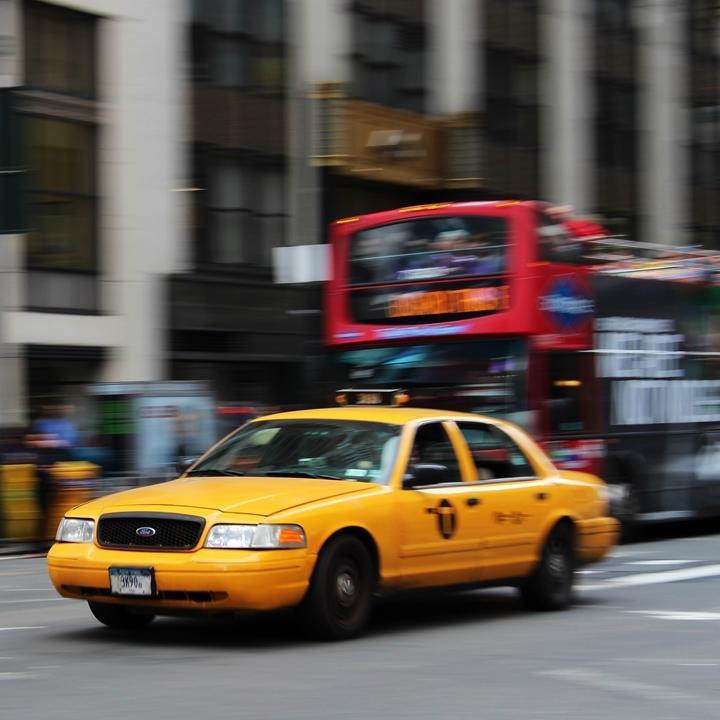 Odszkodowanie dla pasażera taksówki -