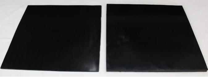Lastre in gomma/silicone -