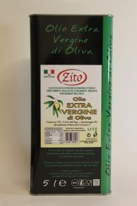 Olio Extra Vergine di Oliva Categoria Superiore 100% ITALIAN -