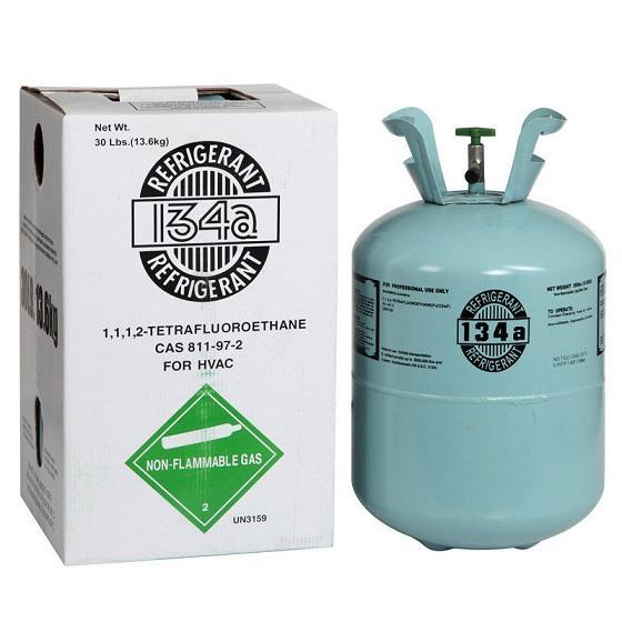 R134A Refrigerant Gas Vendor - R134A Refrigerant Gas