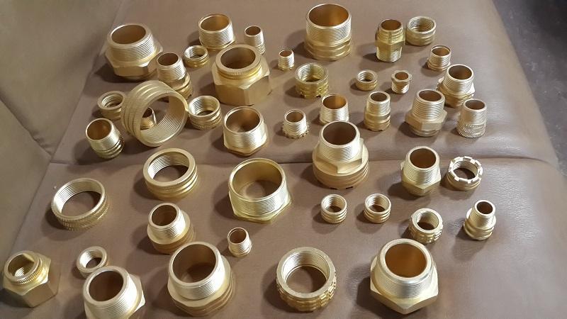 Brass Inserts - Brass Inserts