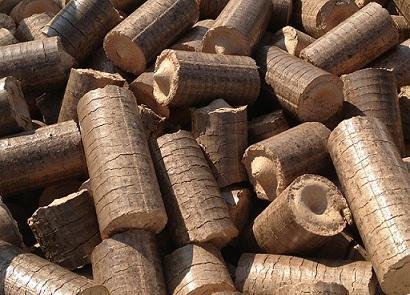 Wood Briquettes - heat logs