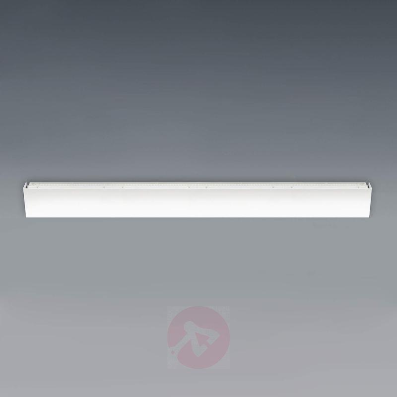 Powerful office wall lamp Simply LED, white, 170cm - design-hotel-lighting