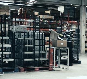 Atelier électromécanique Brabant-Flammand - null