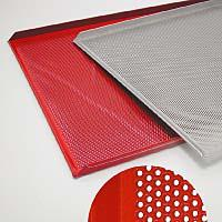 Baguette-, Perforated Trays, Hamburger-, Hot Dog Trays - Range for Baking Tins
