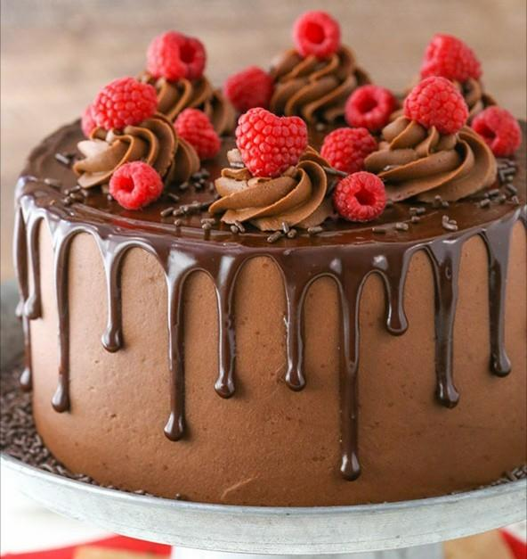 Chocolate cake  - Powder for preoaration of chocolate cake