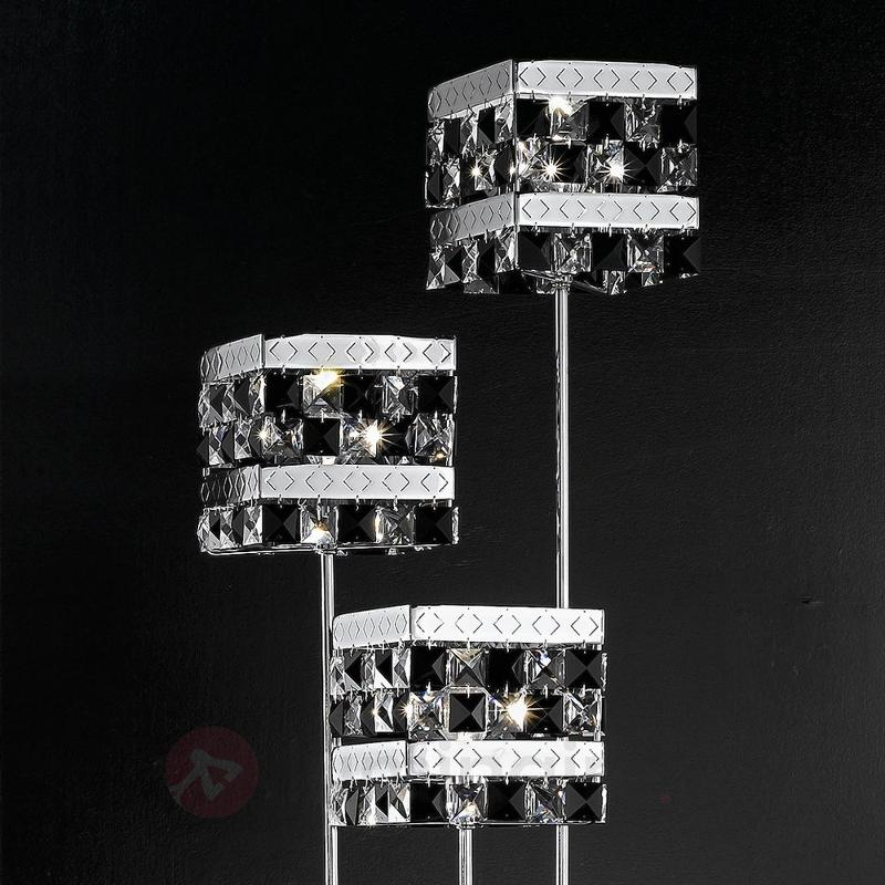 lampadaires en cristal produits. Black Bedroom Furniture Sets. Home Design Ideas