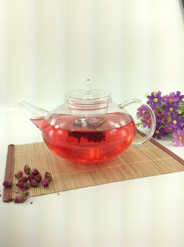 GLASS TEAPOT  - 1200ML