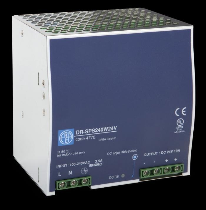 Gleichspannungsversorgungen - DR-SPS240W24V