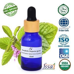 Ancient healer Spearmint oil 15ml - Spearmint essential oil