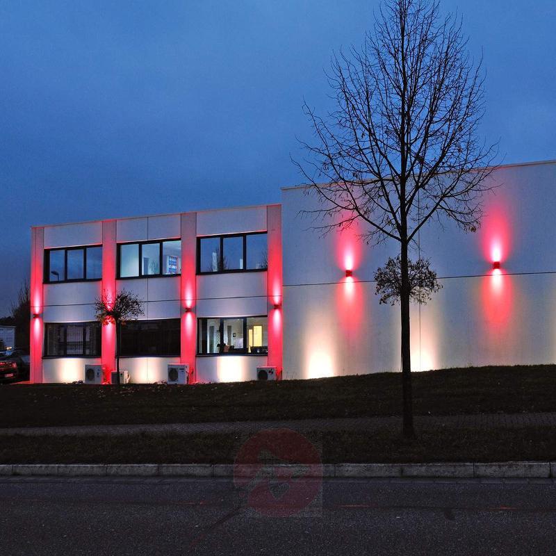 LINE stainless steel LED recessed floor light - Recessed Floor Lights