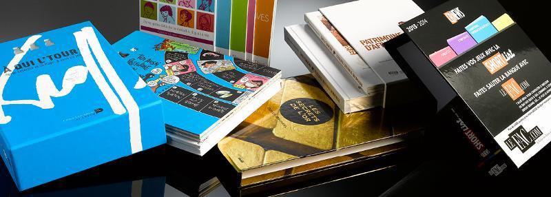 Editions et Communication - Cartonnages