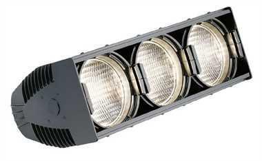 Halogen spotlights - ETC Source Four MultiPAR CE 3 chambers, floor inst