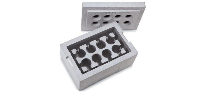 Customized Protective Packaging - NEOPOR® MEANS OPTIMAL INSULATION