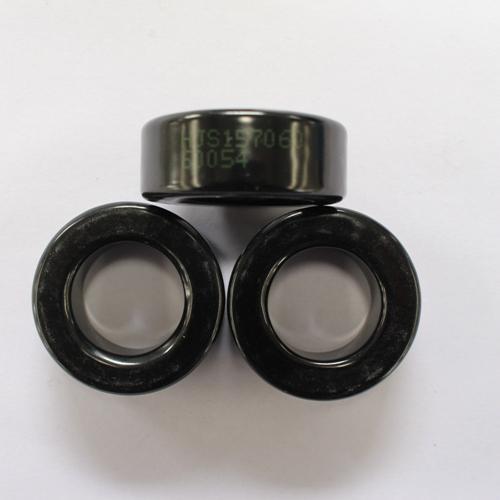 Núcleos de polvo magnético de ferrita de bario blando HJS157 - Negro, OD * ID * HT (40,72 * 23,30 * 15,37)