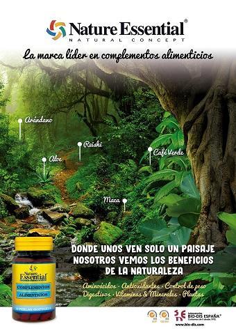 Nature Essential - Complementos alimenticios