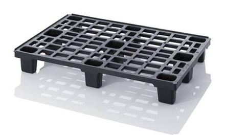 ESD lightweight pallets - ESD lightweight pallet 120*80 cm