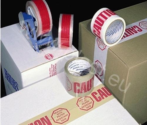 Klebeband mit individuellem Aufdruck - Verarbeiter und Hersteller