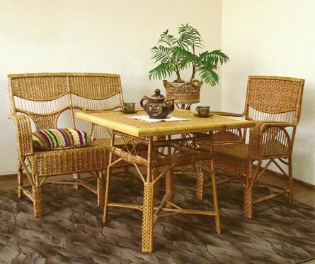 мебель из лозы - комплекты из лозы